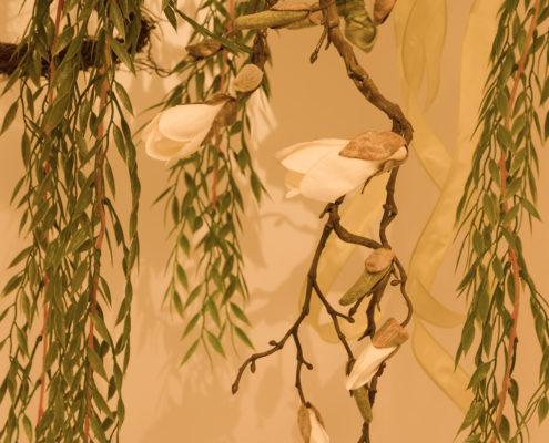 Wanddetail