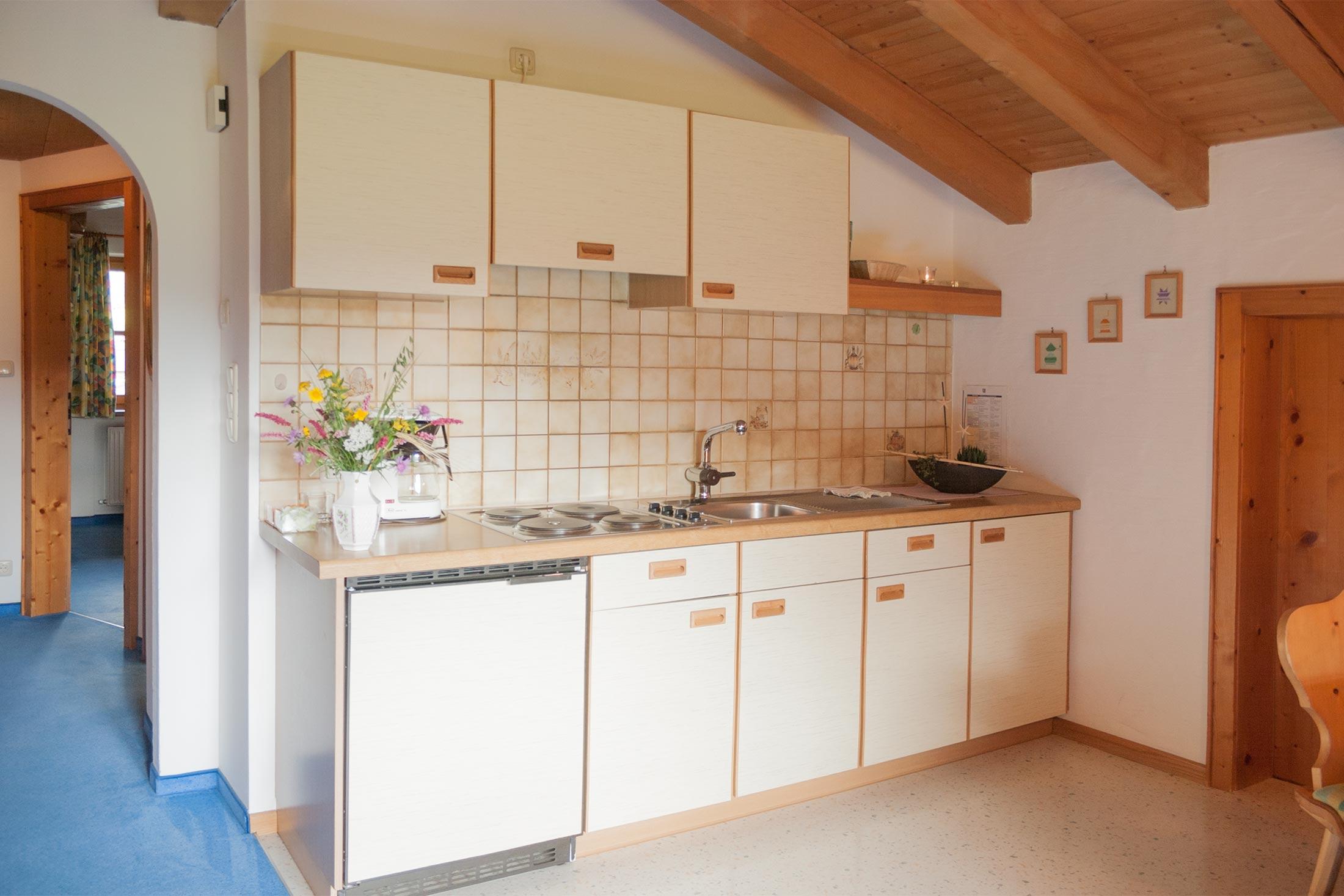 Küchenbereich Schönblick