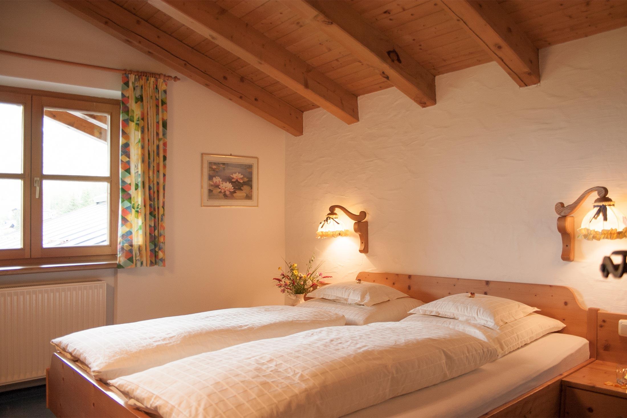 Schlafzimmer - Doppelzimmer